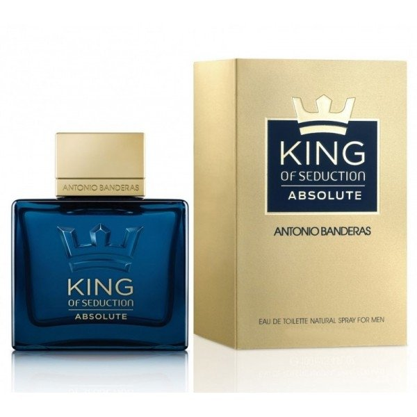 A.Banderas King of Seduction Absolute (M)  100ml edt