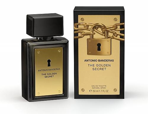 A.Banderas The Golden Secret (M) 50ml edt