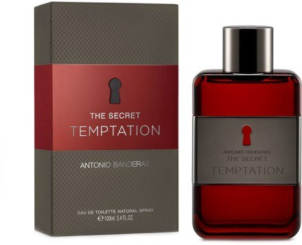 A.Banderas The Secret Temptation (M) 100ml edt